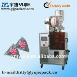 YD-SJB01 Automatic pyramid tea bag packing machine(nylon bag)