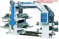 4 Color Plastic Printing Machinery