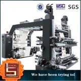 Label Flexo Printing Machine wtih CE Standard, label printing machine