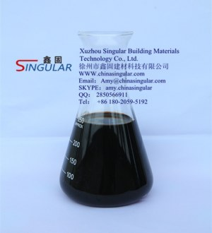 CHINA SINGULAR ZM-3B Concrete Compound Early Strength Anti-freezing Admixture