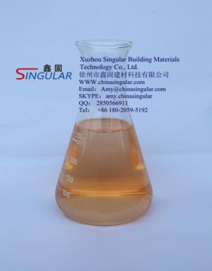 CHINA SINGULAR ZM-4 Polycarboxylic Superplasticizer