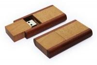 Wood USB flash drive