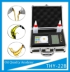 Car lube oil analysis kit